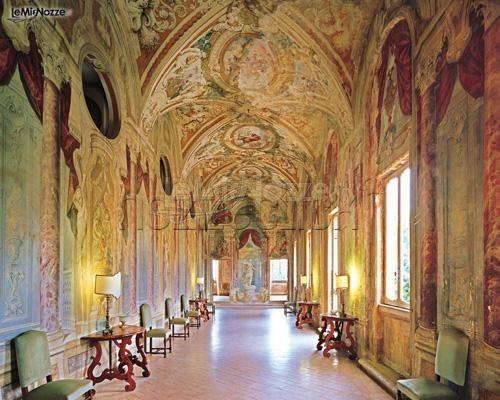 Park Hotel Villa Grazioli per il matrimonio
