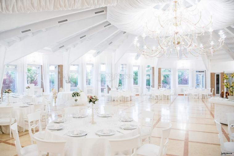 Grand Hotel Vigna Nocelli Ricevimenti - La sala Svevi