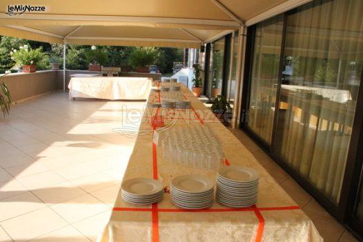 Esterno del ristorante per matrimoni ristorante sabina for L esterno del ristorante sinonimo