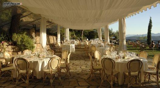 Tenuta La Ginestra - Location per matrimoni a Finale Ligure (Savona)