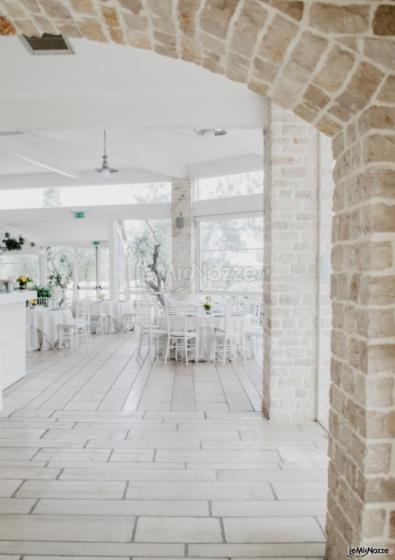 Casale San Nicola - Allestimento in bianco