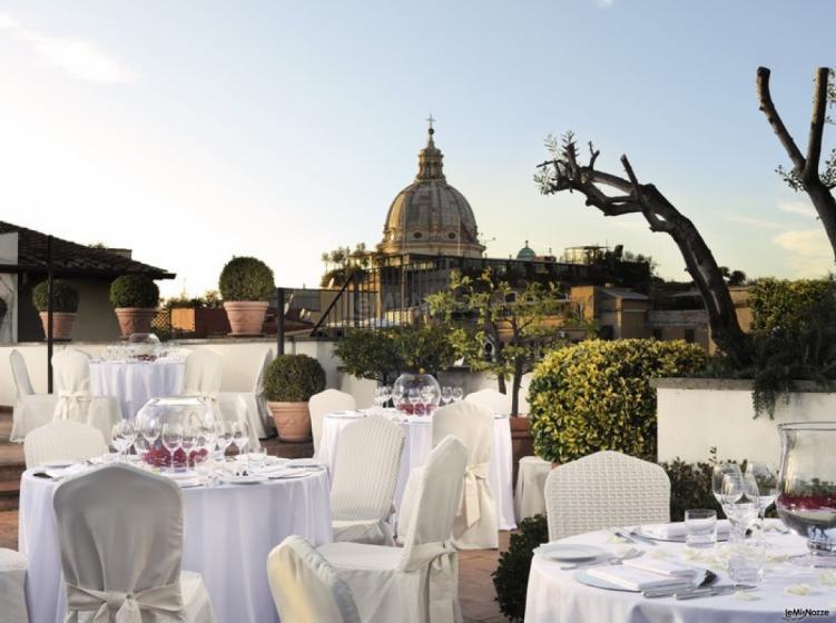 Matrimonio In Inghilterra : Hotel d inghilterra ricevimento matrimonio roma