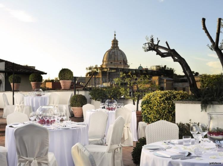 Matrimonio Forum : Hotel d inghilterra ricevimento matrimonio roma