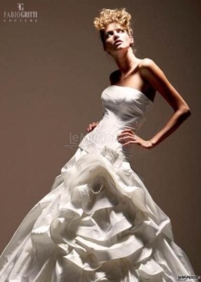 40f053717ff5 Idea Sposi di Carolina - Abiti per la sposa a Bergamo - LeMieNozze.it