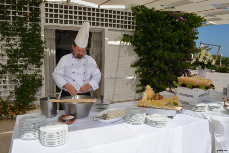 Chef per le nozze