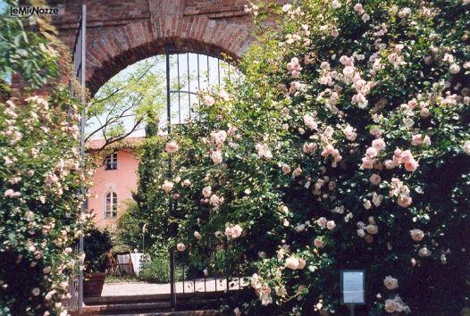 Villa il palazzo per il matrimonio a sciolze torino for Palazzo villa torino