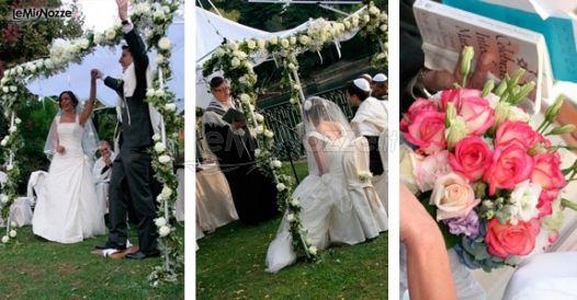 Organizzazione matrimonio ebraico - Noemi Weddings