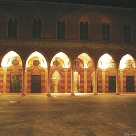 Palazzo Trecchi - Il fascino nobiliare