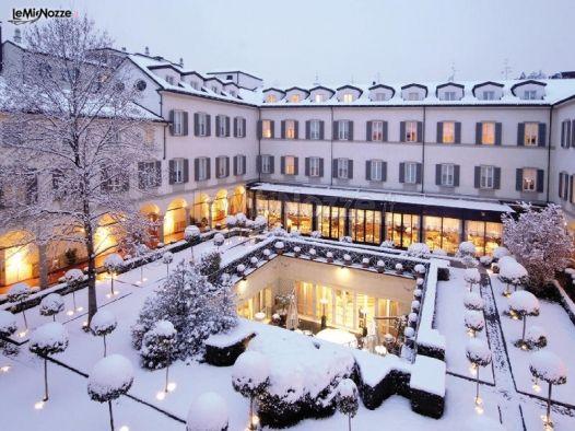 Four Seasons Hotel Milano - Location di matrimonio a Milano
