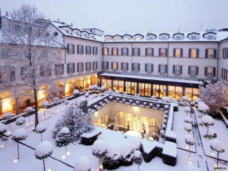 Four Seasons Auto >> Four Seasons Hotel Milano - Location per matrimoni a Milano - LeMieNozze.it