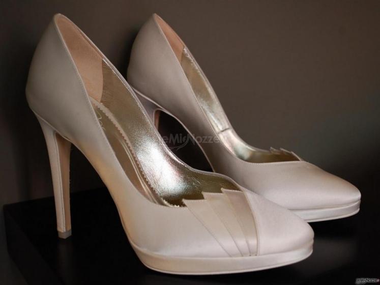 Scarpe per la sposa a Milano