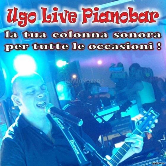 Ugo Live Pianobar - Musica live per il matrimonio