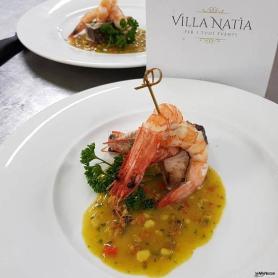 Villa Natìa - Dettagli in cucina