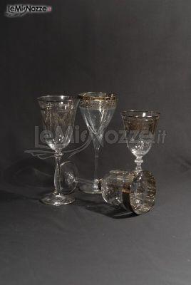 Bicchieri decorati per il matrimonio giorgio iii bomboniere foto 9 - Bicchieri decorati per natale ...
