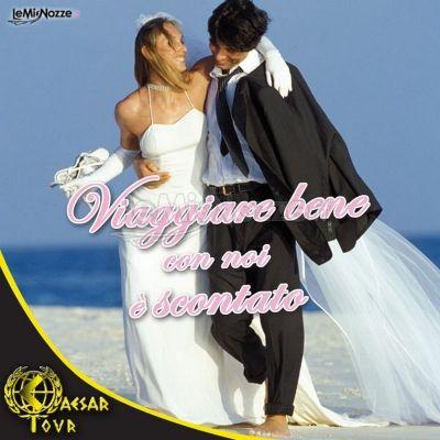 Sposi in viaggio di nozze