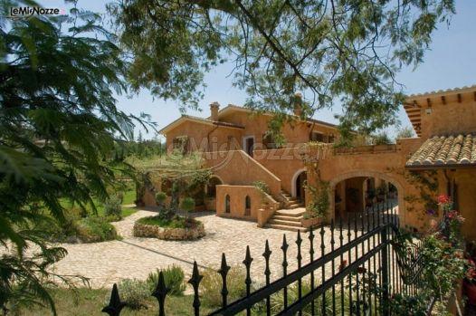 Location per matrimoni a Roma - Villa San Nicola
