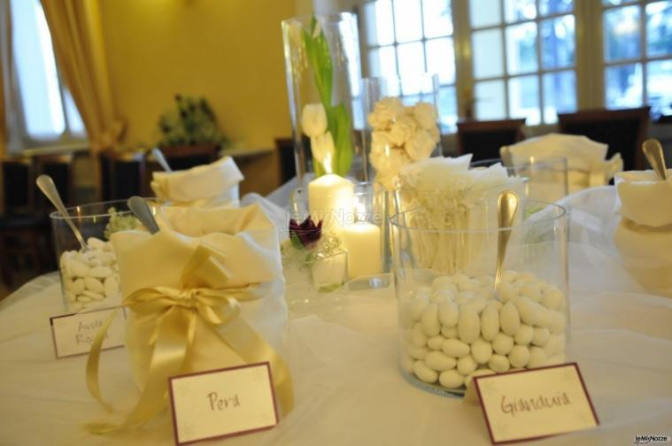Nob Eventi  - Il tavolo della confettata