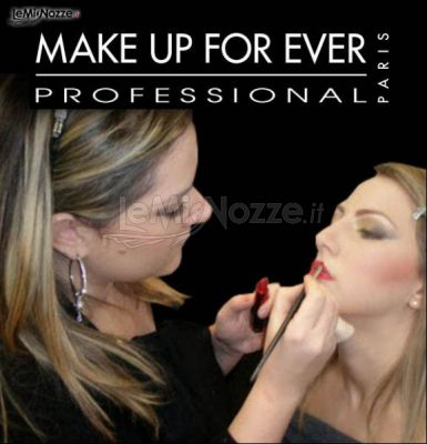 centro benessere Essenza: Make up sposa professionale a San Giovanni La Punta (Catania)