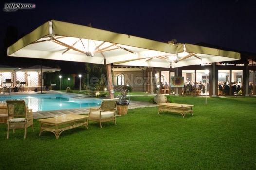 Matrimonio In Giardino Di Casa : Ricevimento di matrimonio in giardino casale montelena