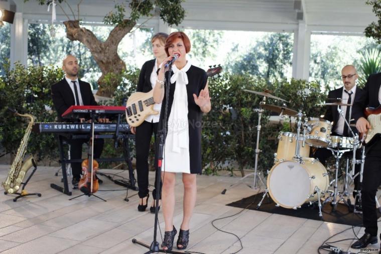 Novilunio Band - Sestetto di artisti al matrimonio