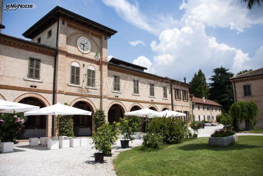 Filanda Motta per il matrimonio a Treviso
