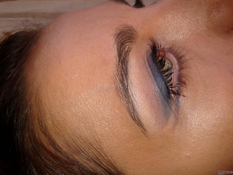 Dettagli del trucco sposa - Laura Make Up