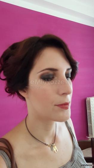 Tatiana Make up Artist - Trucco e un raccolto morbido per una cerimonia importante