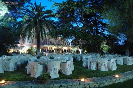 Location per matrimoni a Palo del Colle (Bari)