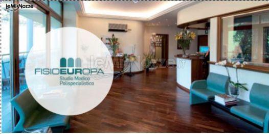 Studio Fisioeuropa per l'estetica dentale degli sposi