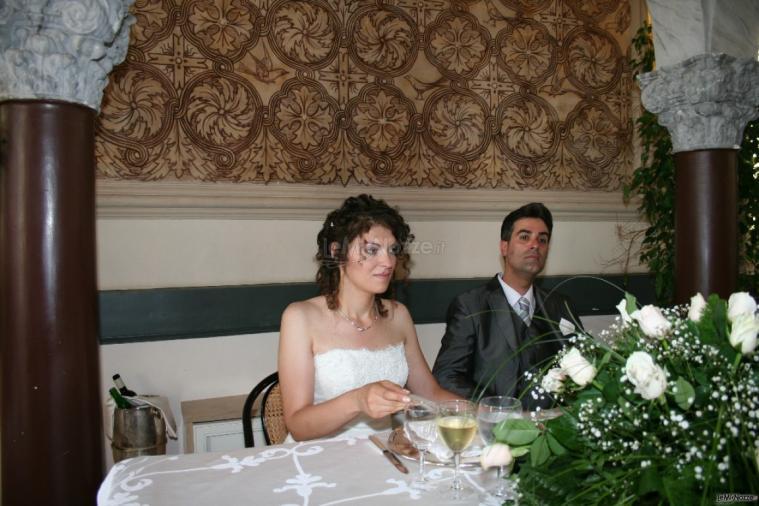 D'Aguanno Broadcast Foto - Il tavolo degli sposi