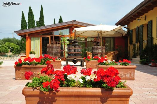 Agriturismo per il matrimonio a Verona