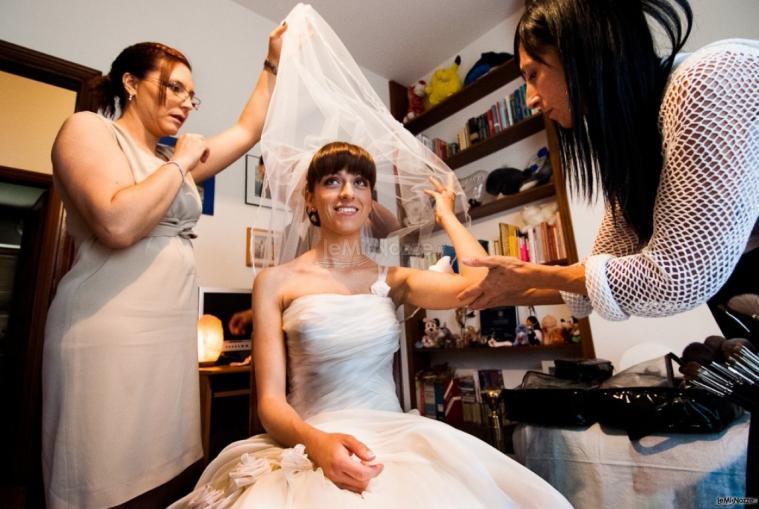 Preparativi, Sposa, Abito da Sposa, Alessandro Di Noia Fotografo