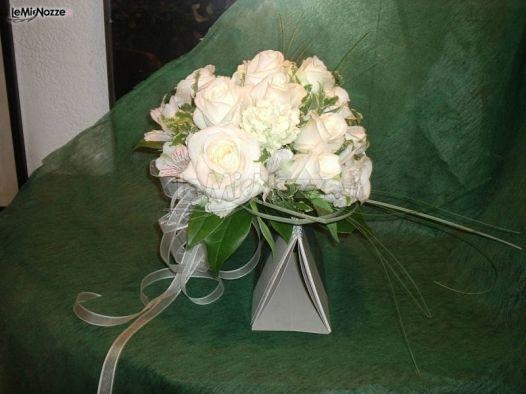 Bouquet Sposa Piccolo.Foto 116 Bouquet Sposa Piccolo Bouquet Di Rose Per La Sposa