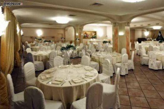 Ricevimento di matrimonio presso il Ristorante Sullivan a Brescia