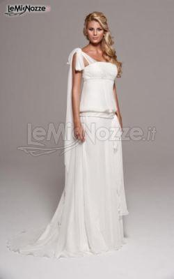 Foto abiti da sposa moderni