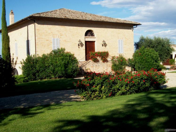Esterno - Villa san Nicolino