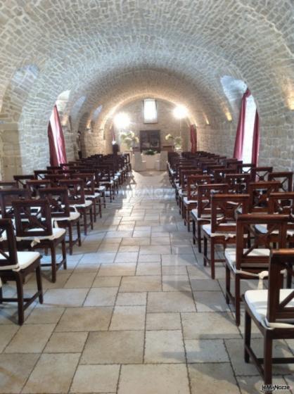 Casale San Nicola - La cerimonia di nozze