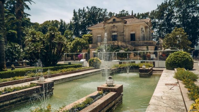 Villa Vergine - Le fontane