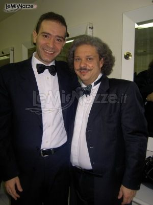 Quartetto d'archi Gershwin con Roby Lakatos