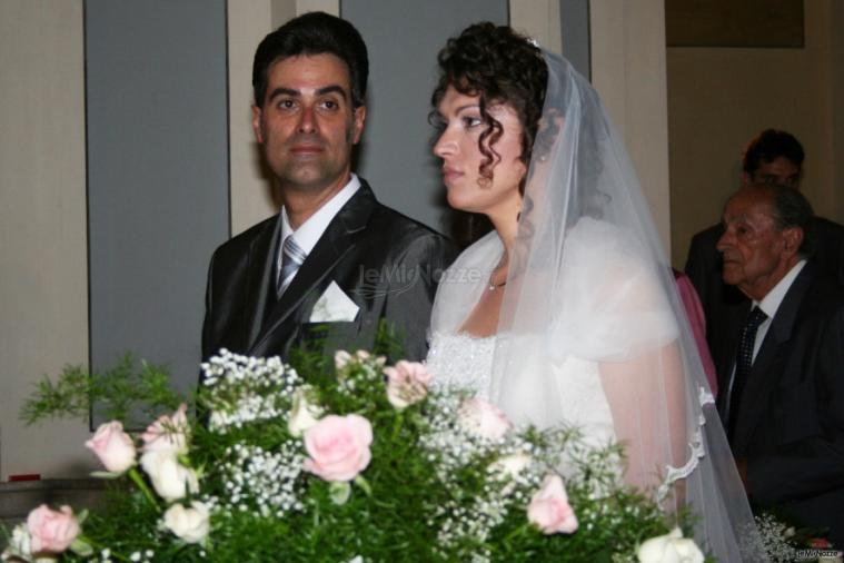 D'Aguanno Broadcast Foto - Gli sposi in Chiesa