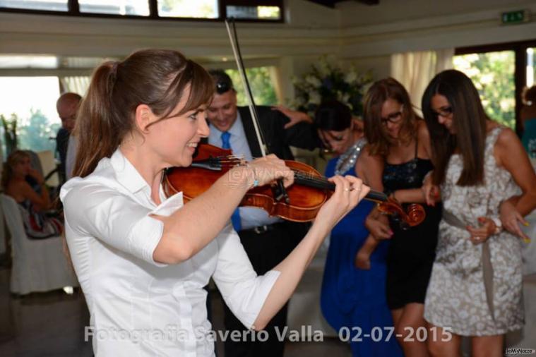 Novilunio Band - Matrimonio in allegria