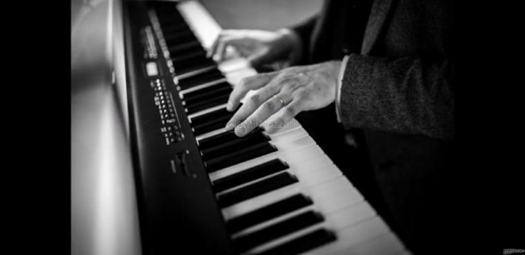Davide Brambilla organista e pianista