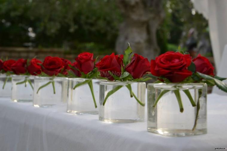 Casale San Nicola - Decorazioni floreali