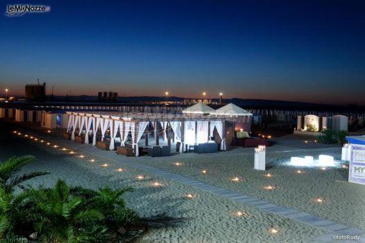 Matrimonio Sulla Spiaggia Campania : Matrimonio sulla spiaggia il brigantino barletta