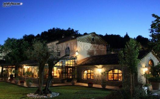 Villa per cerimonie di matrimonio a Caserta - L'Antico Casale dei Mascioni
