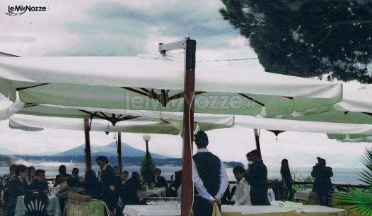 Matrimonio a Napoli - Ristorante Bellavista