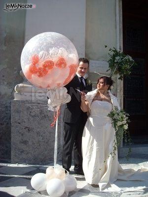 Foto 8 - Addobbi con palloncini - Decorazioni con palloncini per gli ...