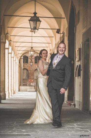 Sabrina Pezzoli Foto - La felicità degli sposi