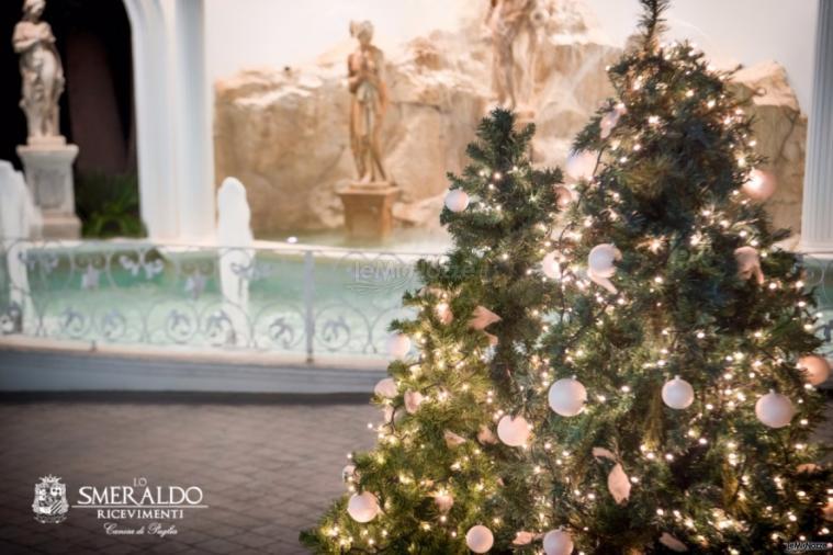 Lo Smeraldo Ricevimenti - Addobbo di Natale
