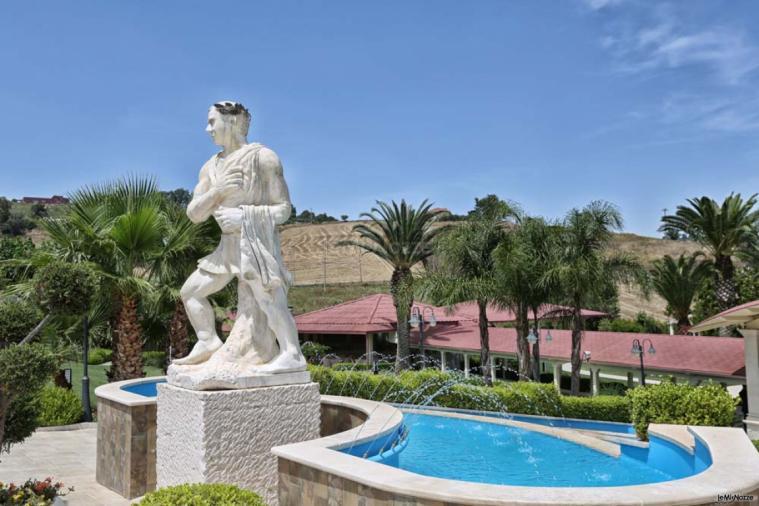 Imperatore di Puglia - La piscina